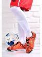 Lig Lig Cobra HM Halı Saha Erkek Spor Futbol Ayakkabısı Oranj